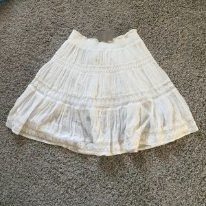 Anthropologie Peasant Skirt NWT large